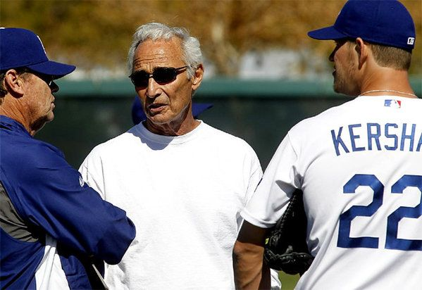 Sandy Koufax Revels In His Roots As He Comes To Help Dodgers Bloom Sandy Koufax Dodgers Dodgers Baseball