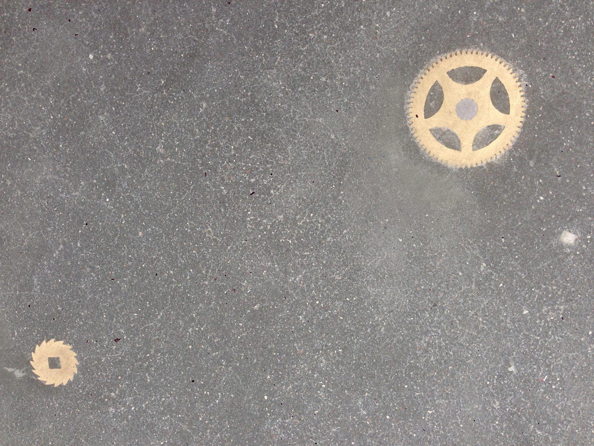 Poleret beton