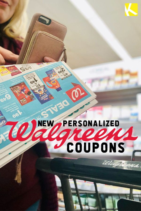 New Walgreens Personalized Offers and YES! You Can Stack