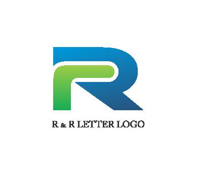 R Alphabet Logo By Dr Van Treutel Sr Logos Letter Logo Letter Logo Design