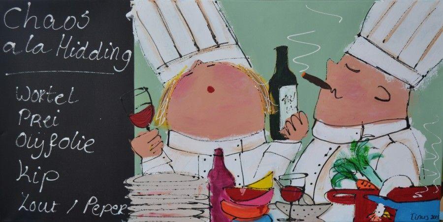 schilderij voor in de keuken - Google zoeken