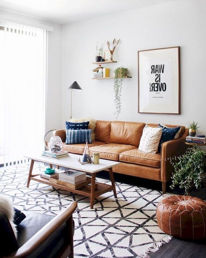 25 Sleek Mid-Century Modern Living Rooms That Will Take You Back In Time #havenlylivingroom