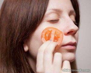 Menghilangkan Jerawat dan Bekasnya dengan Tomat | Jerawat ...