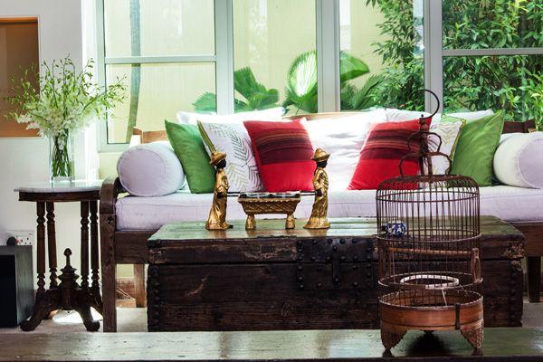 Modern Tropical Interior Design And Decor   LivingPod Home Interiors