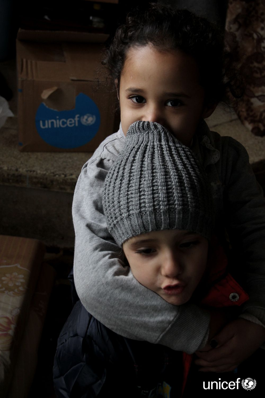 Unser Ziel: Kinder vor der Kälte beschützen!