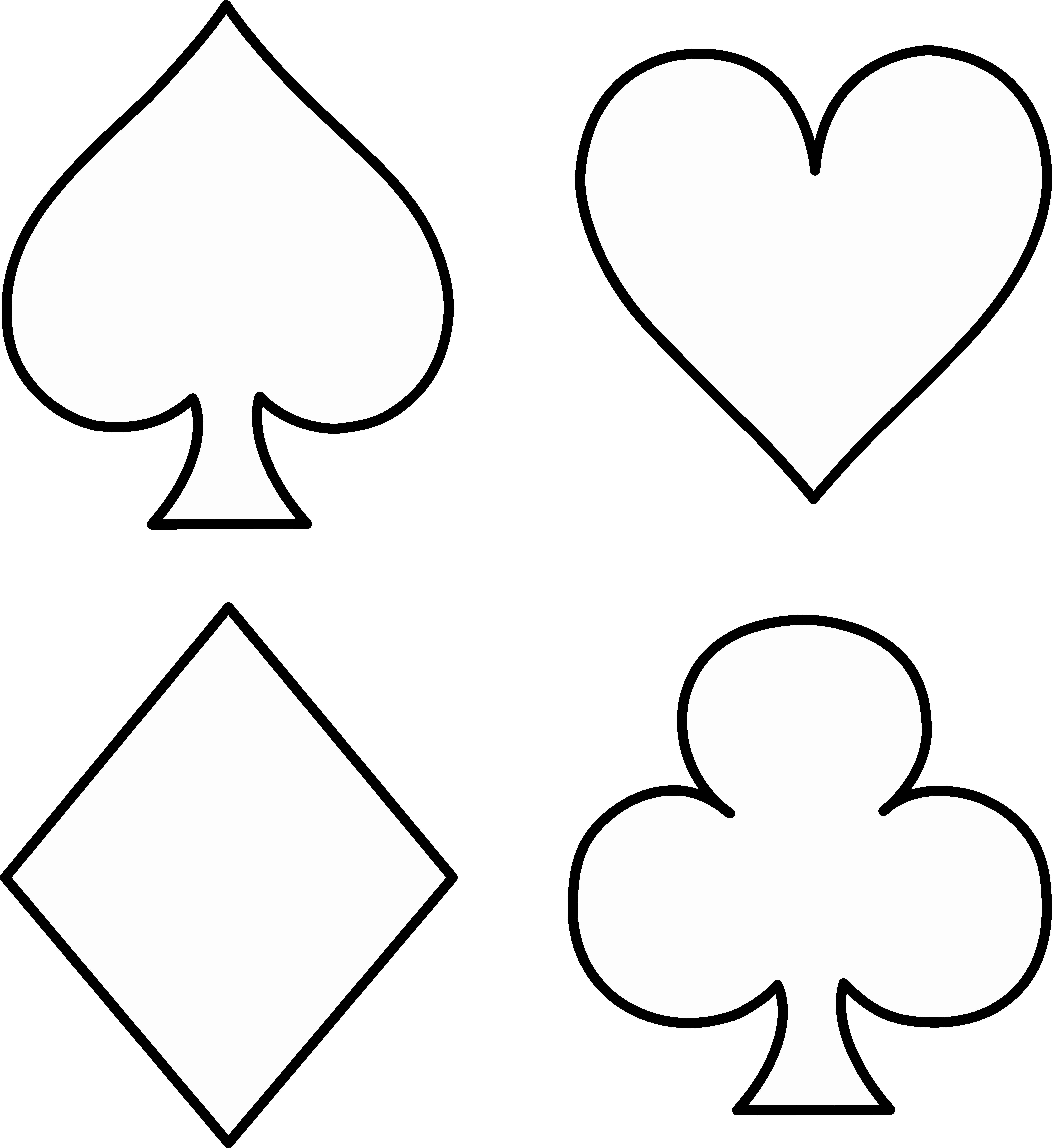Playing Cards Coloring Pages Inspirational Free Deck Card Symbols Dow Alice In Wonderland Tea Party Birthday Mad Hatter Tea Party Alice In Wonderland Tea Party