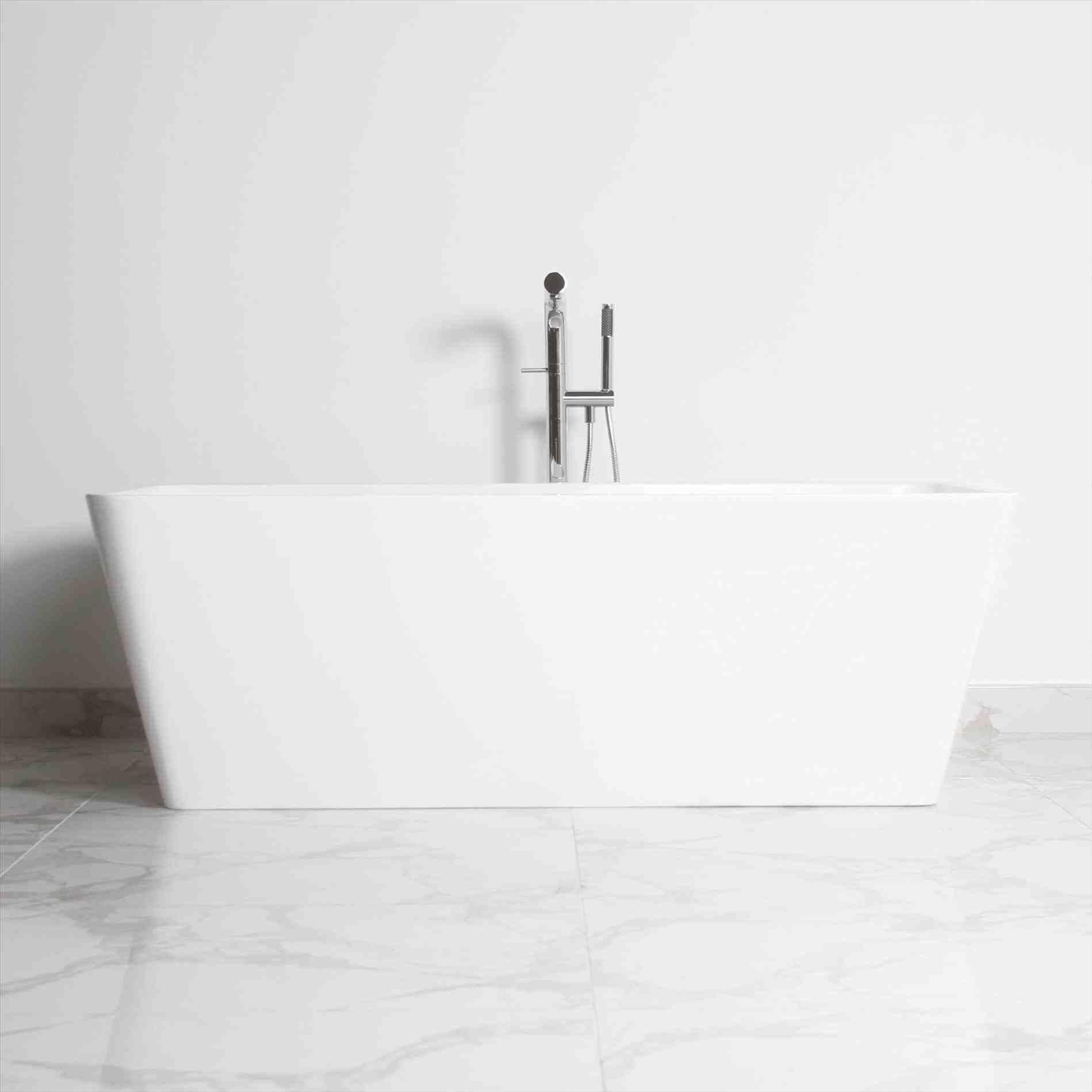 New Post Freestanding Square Bath Visit Bathroomremodelideassclub