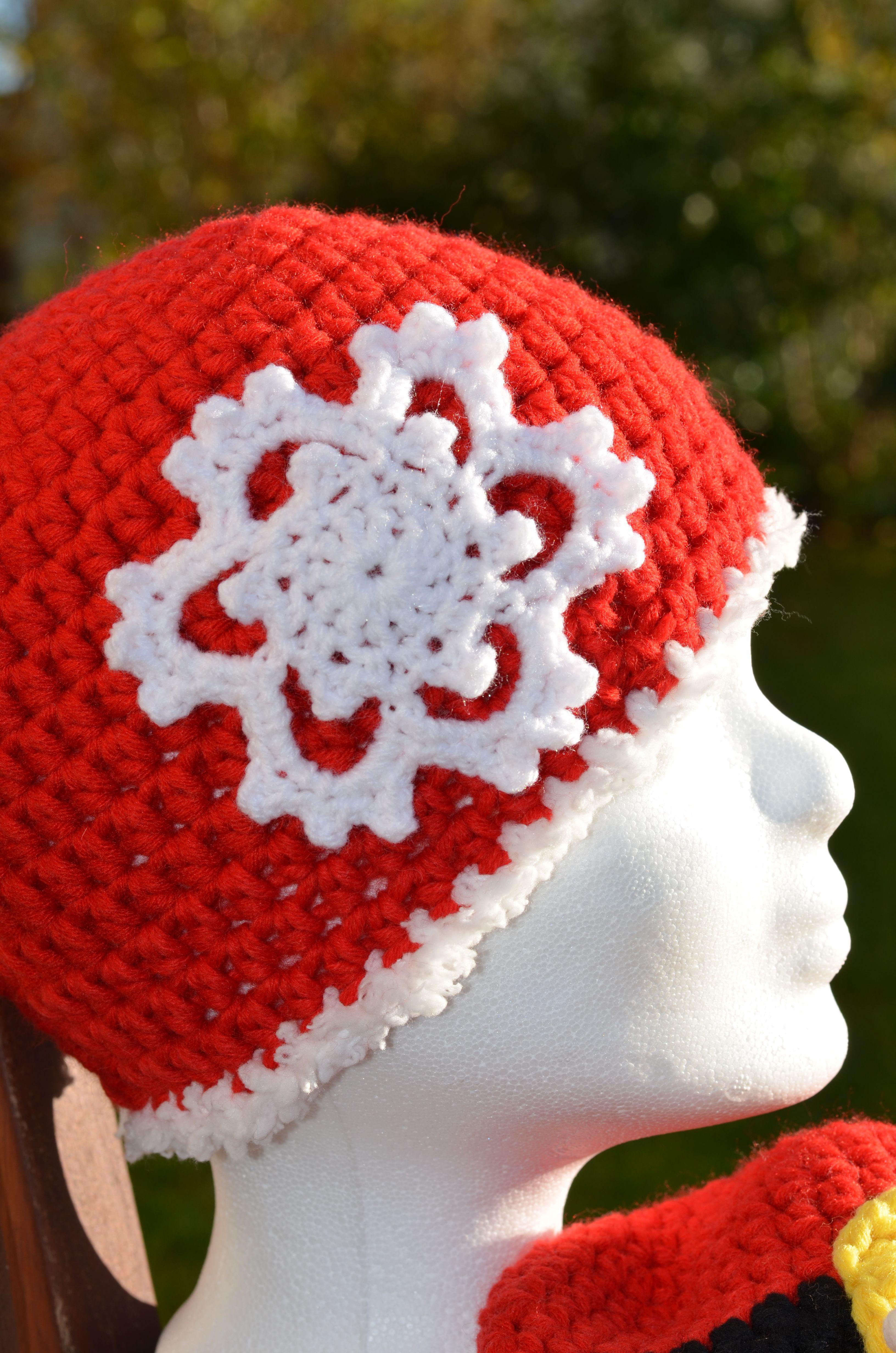 "Mütze ""snowflake""  @zimmermanzoo"