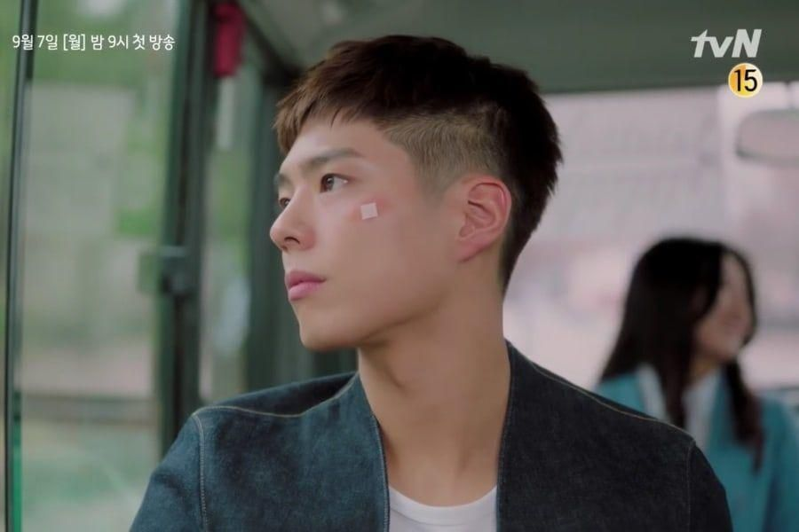 """Watch: Park Bo Gum Contemplates His Future And Dreams In New Teaser For tvN's """"Record Of Youth"""""""