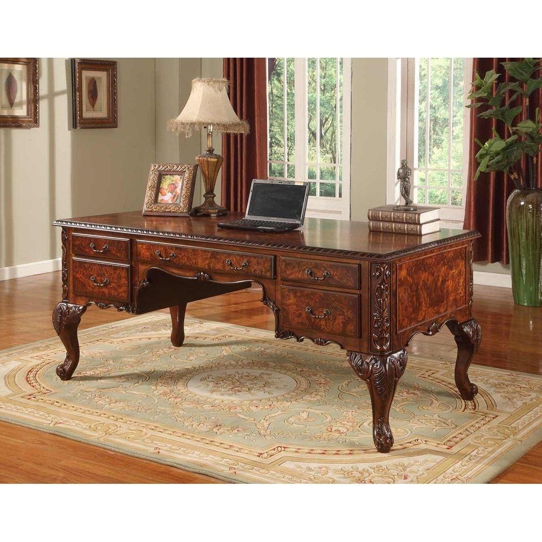 amaazing riverside home office executive desk. Best Master Furniture CD120 Walnut Executive Desk Amaazing Riverside Home Office