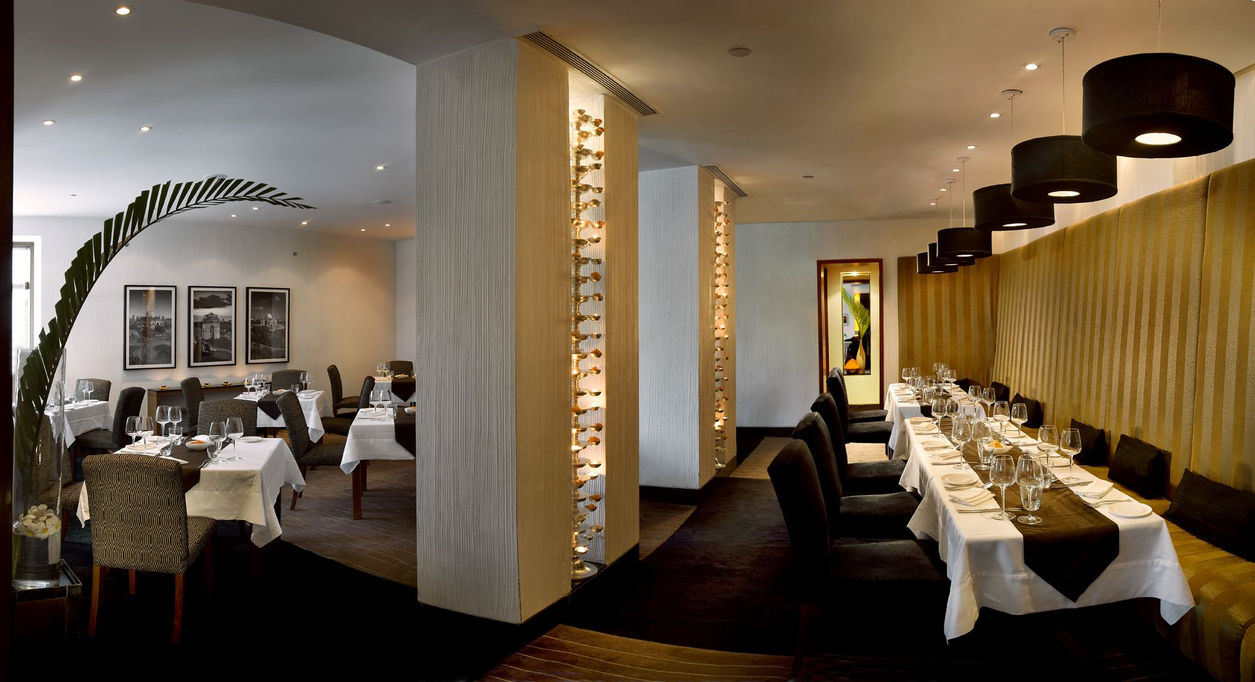 Indian Accent Restaurant At The Manor Is Among Asia S 50 Best Restaurants And In India