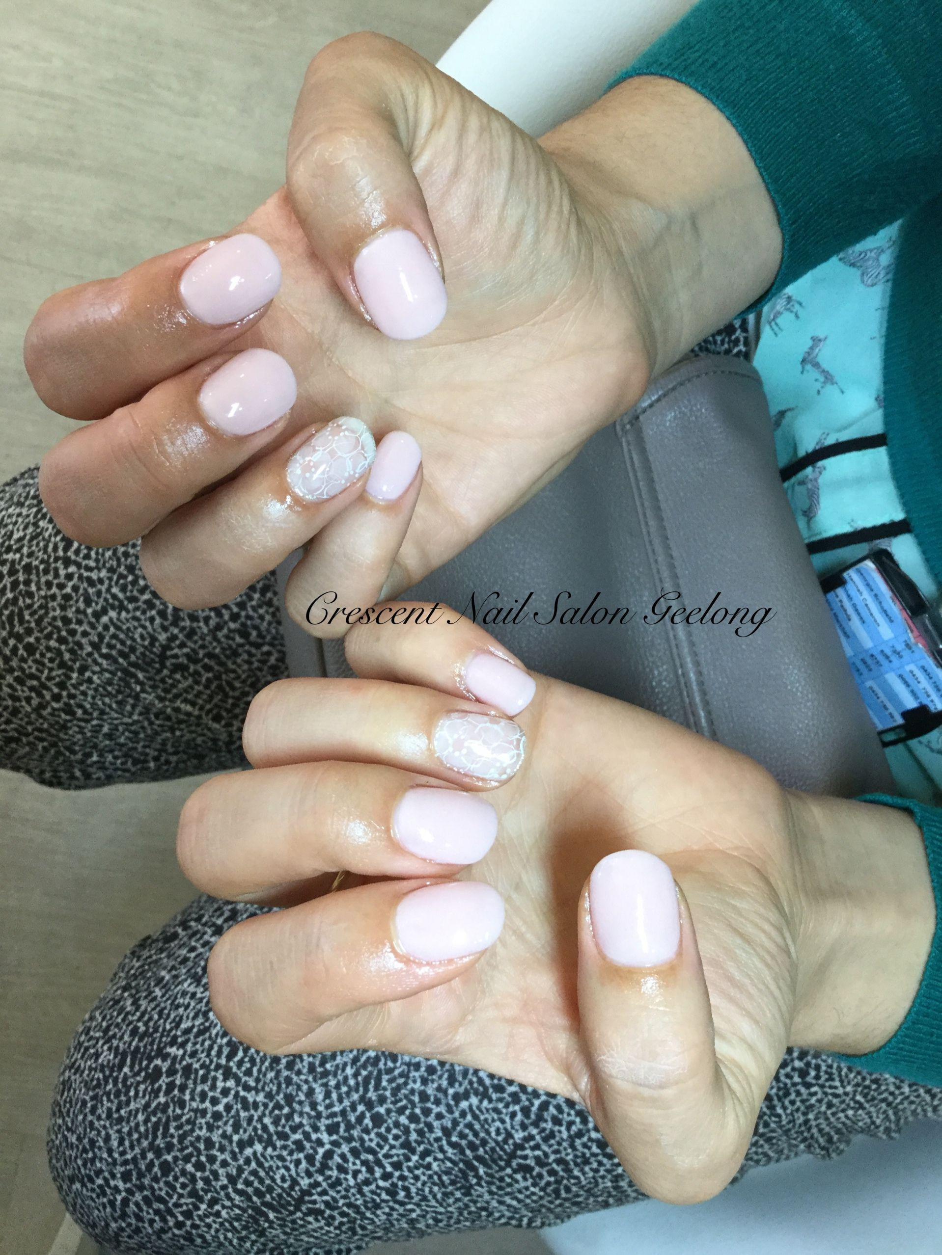 Crescent Nail Salon Geelong Gorgeous Flower Nail Design We Would