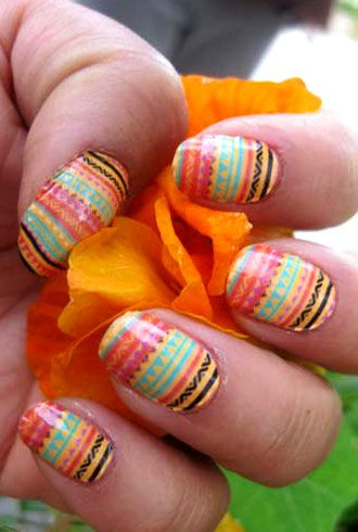 Decorate Your Digits With These Must-Try Nail Art Stickers
