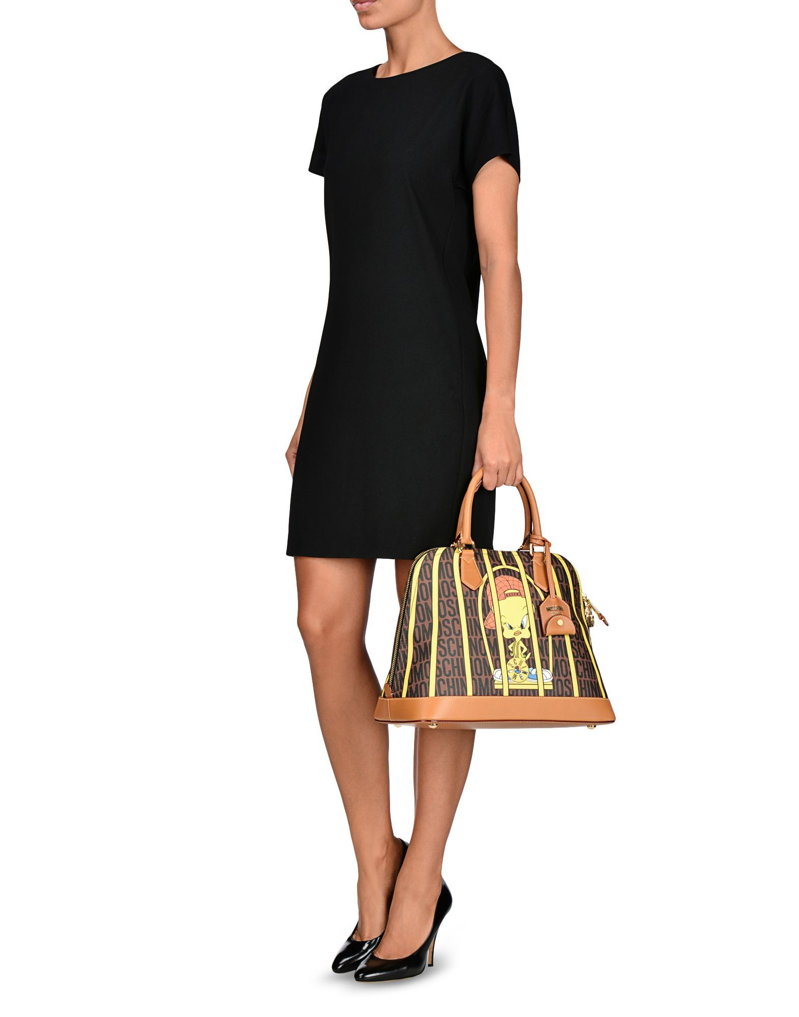 713bddfa93e Moschino x Looney Tunes Tweety purse bag | Licensed Products ...