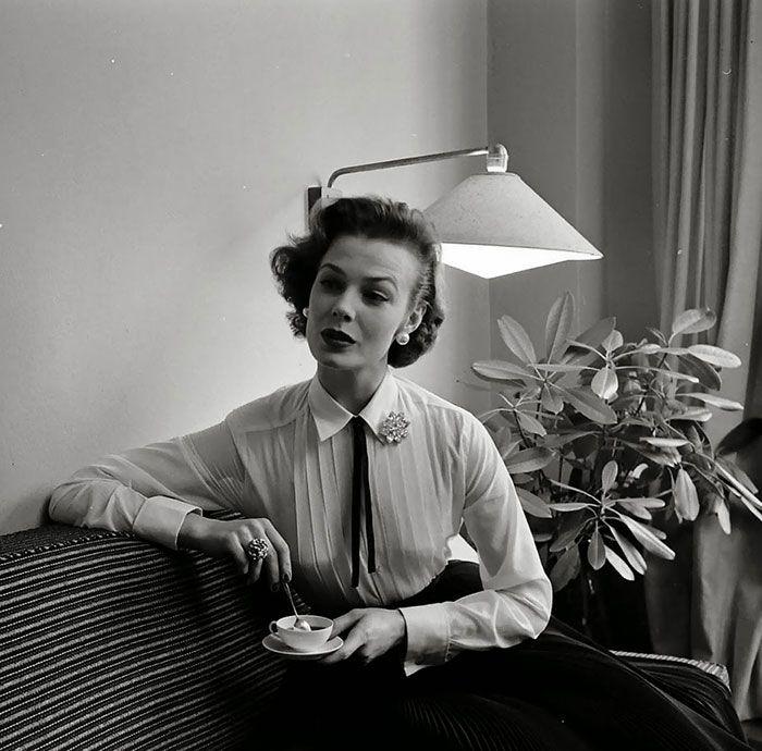Top 25 photos en noir et blanc qui prouvent que les femmes avaient la  HG98
