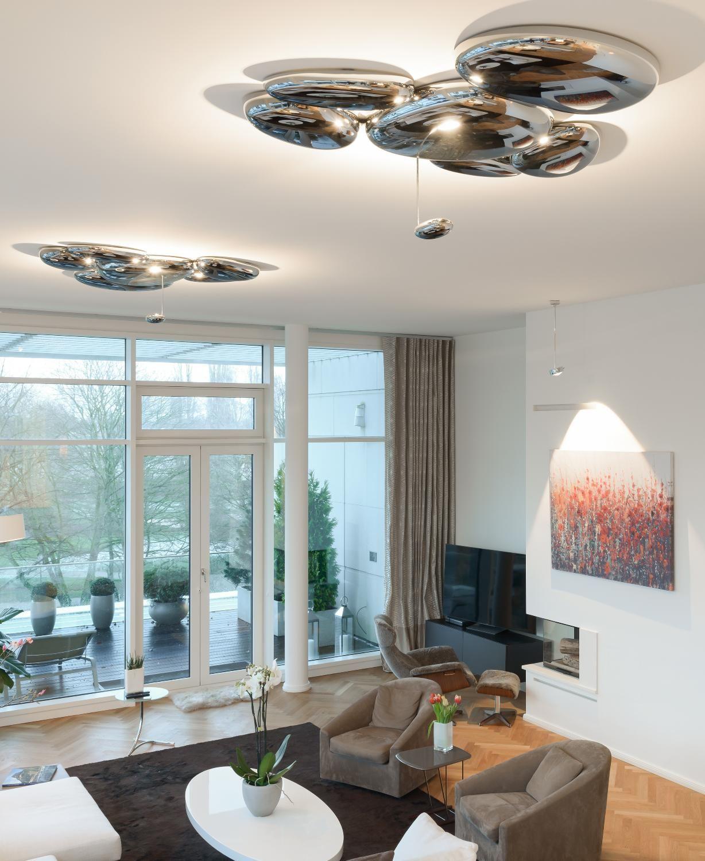 Die 8+ besten Bilder zu Wohnzimmer Lampen und Leuchten in 8