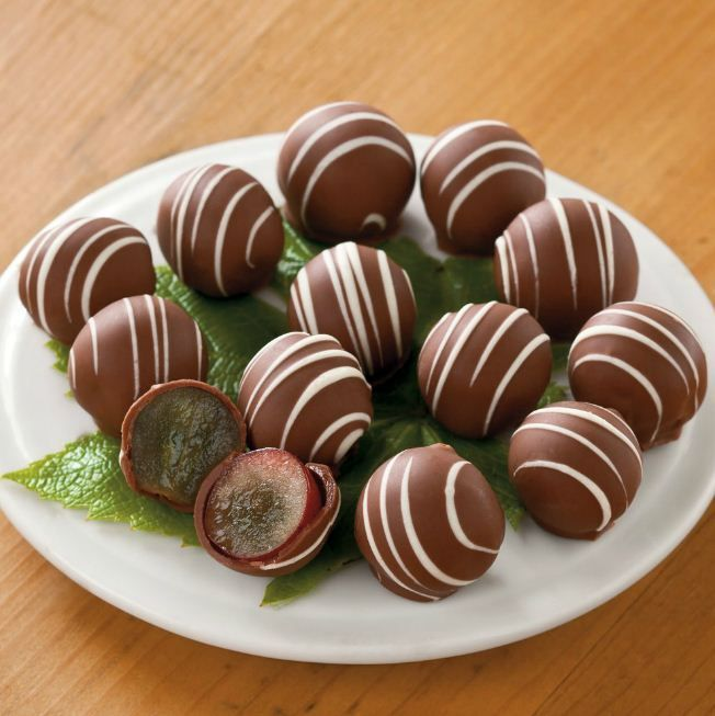 Pin On Chocolate Covered Fruit