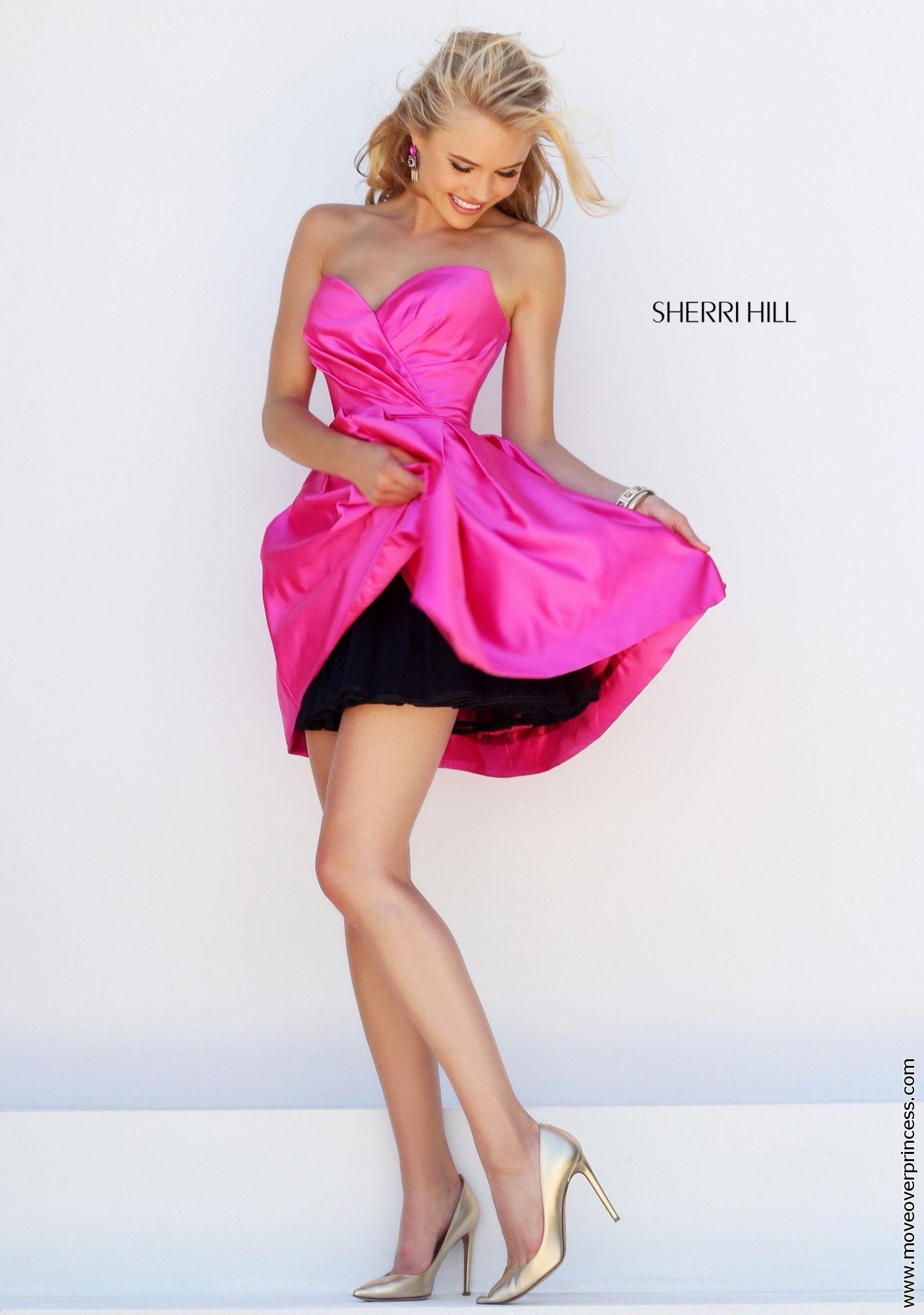 Sherri hill 50147 | Vestidos para alabar | Pinterest | Vestiditos