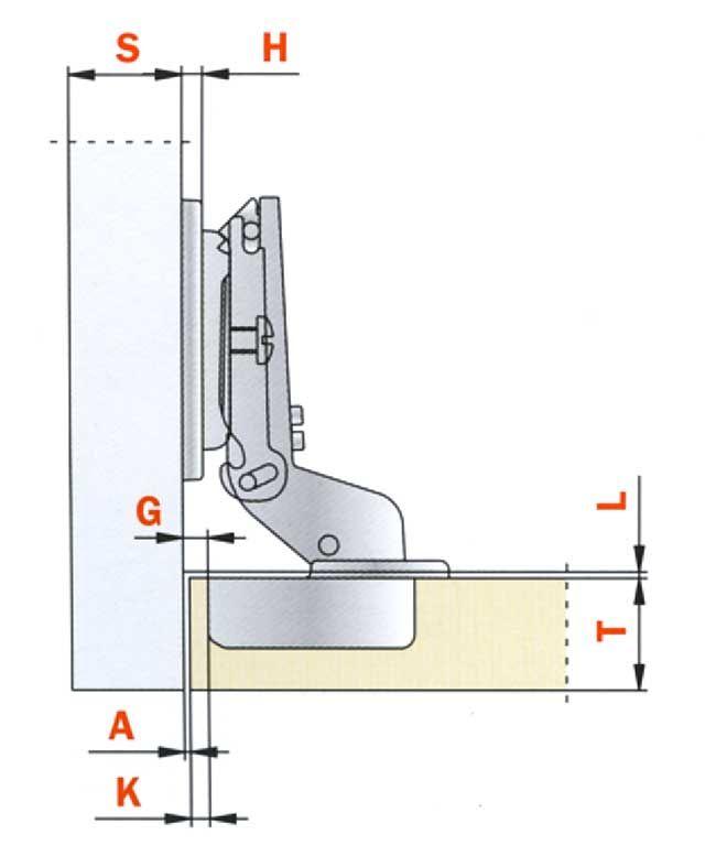 Cerniere per ante | Cerniere, Bricolage, Lavori in legno