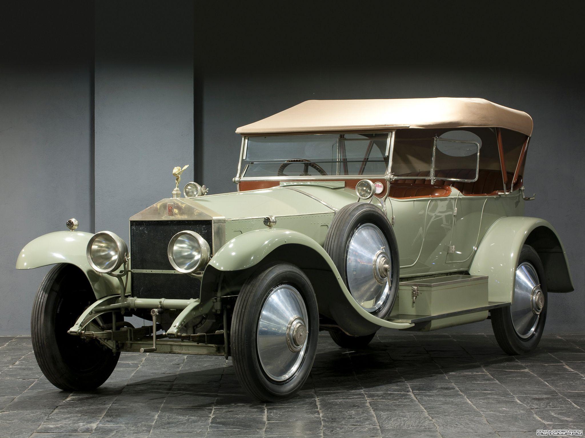 Meraklısına Birbirinden Güzel 26 Klasik Otomobil | Pinterest | Rolls ...