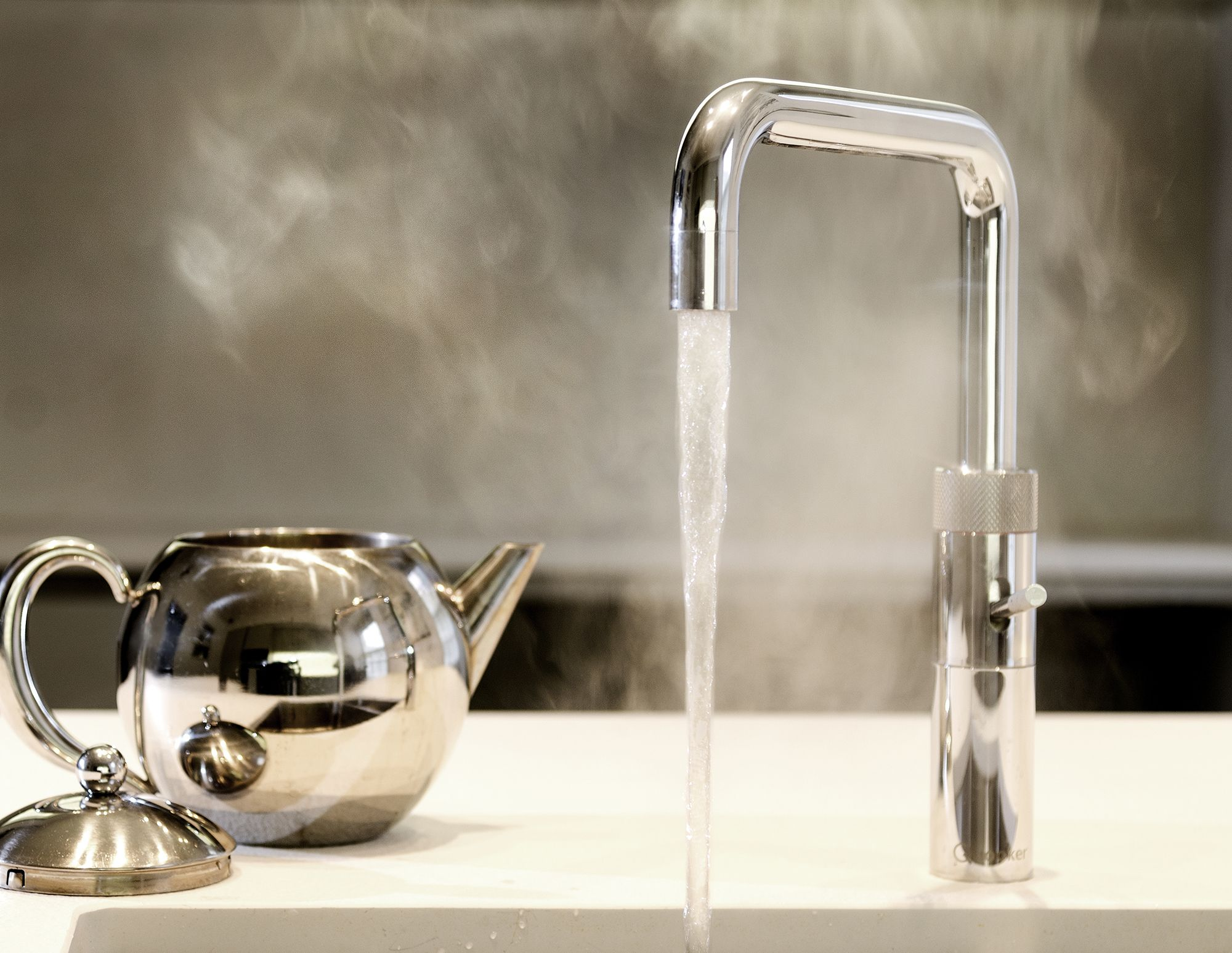 Quooker Fusion \'all in one\' boiling hot water tap | Portfolio ...