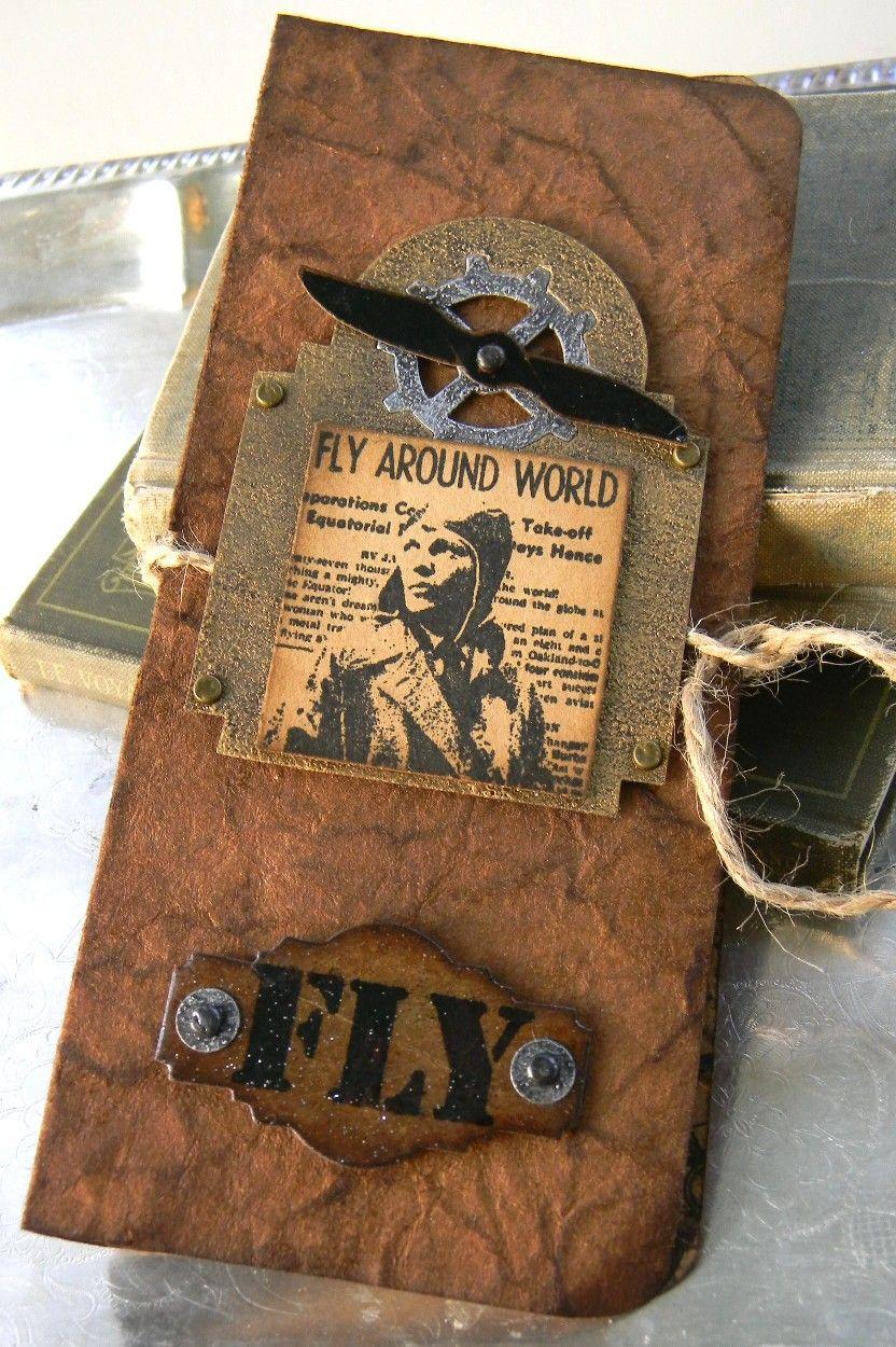 Amelia earhart travel log amelia earhart altered book