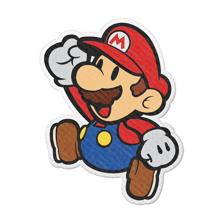 Paper Mario The Origami King Do It Yourself Daddy Paper Mario Mario Origami