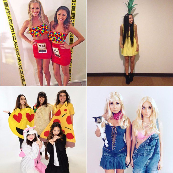 75 Halloween Costumes For Women That Are Seriously GENIUS - halloween costume ideas for women 2016