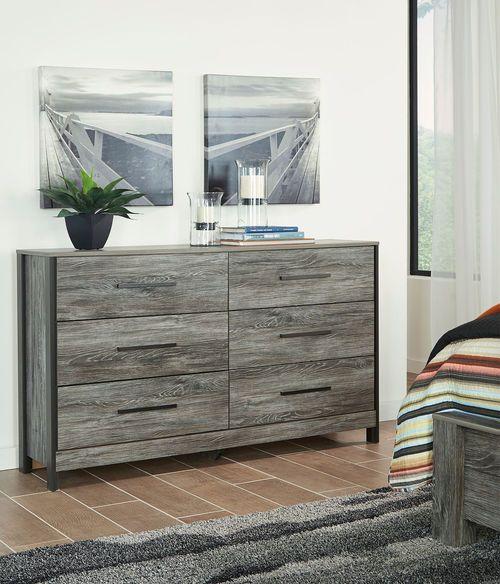 The Ashley 1 Bedroom Apartment Charleston Sc: Ashley Cazenfeld Black/Gray Dresser