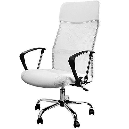 Astonishing Deuba Office Chair Ergonomic Swivel Desk Chair Mesh And Ibusinesslaw Wood Chair Design Ideas Ibusinesslaworg