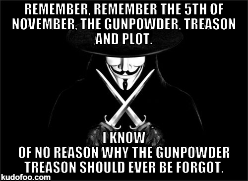 remember, remember, the fifth of november - Google Search