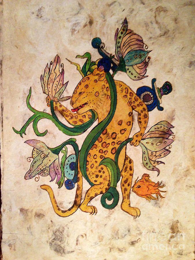 tee shirt jaguar womens mayan - Google Search | Jaguar ...