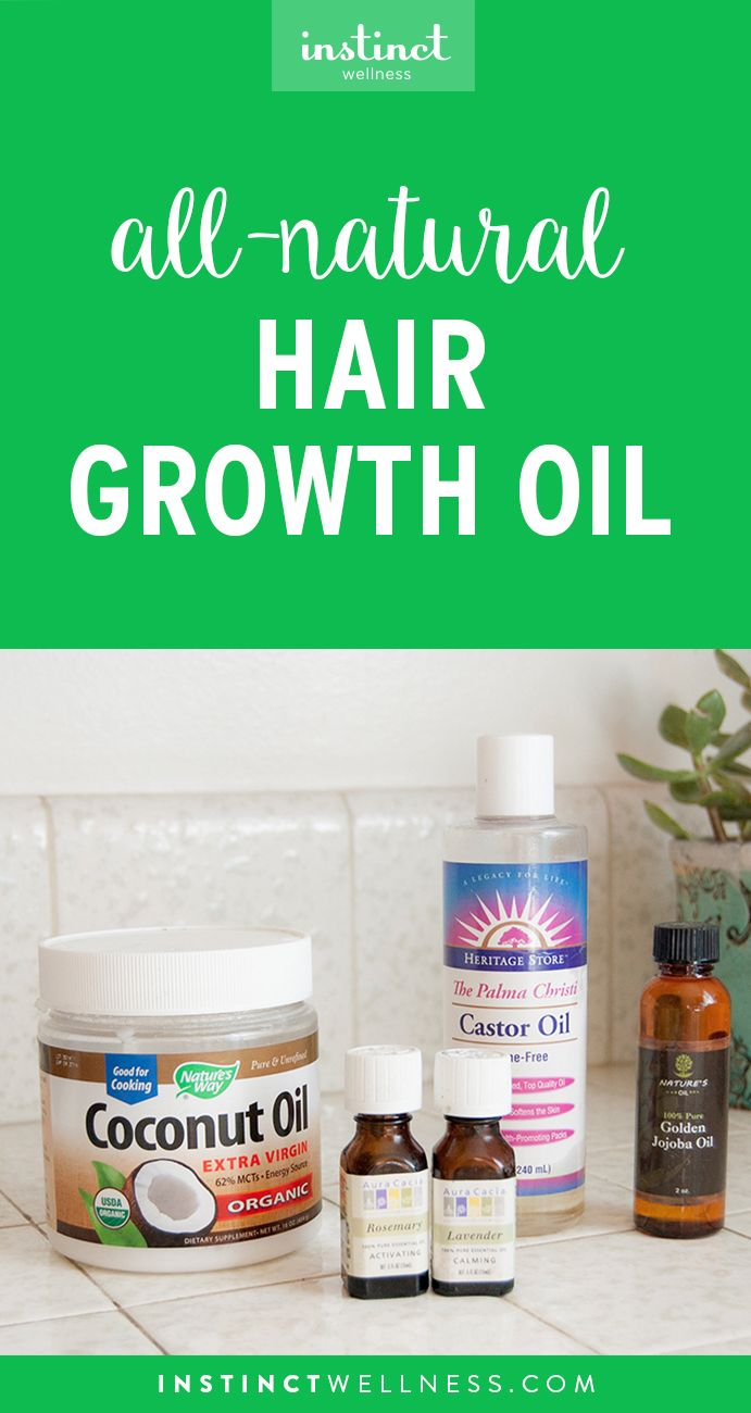 Sd Up Hair Growth With This Homemade Recipe Combine Coconut Oil Castor Jojoba Rosemary And Lavender Ly Weekly To Get Long