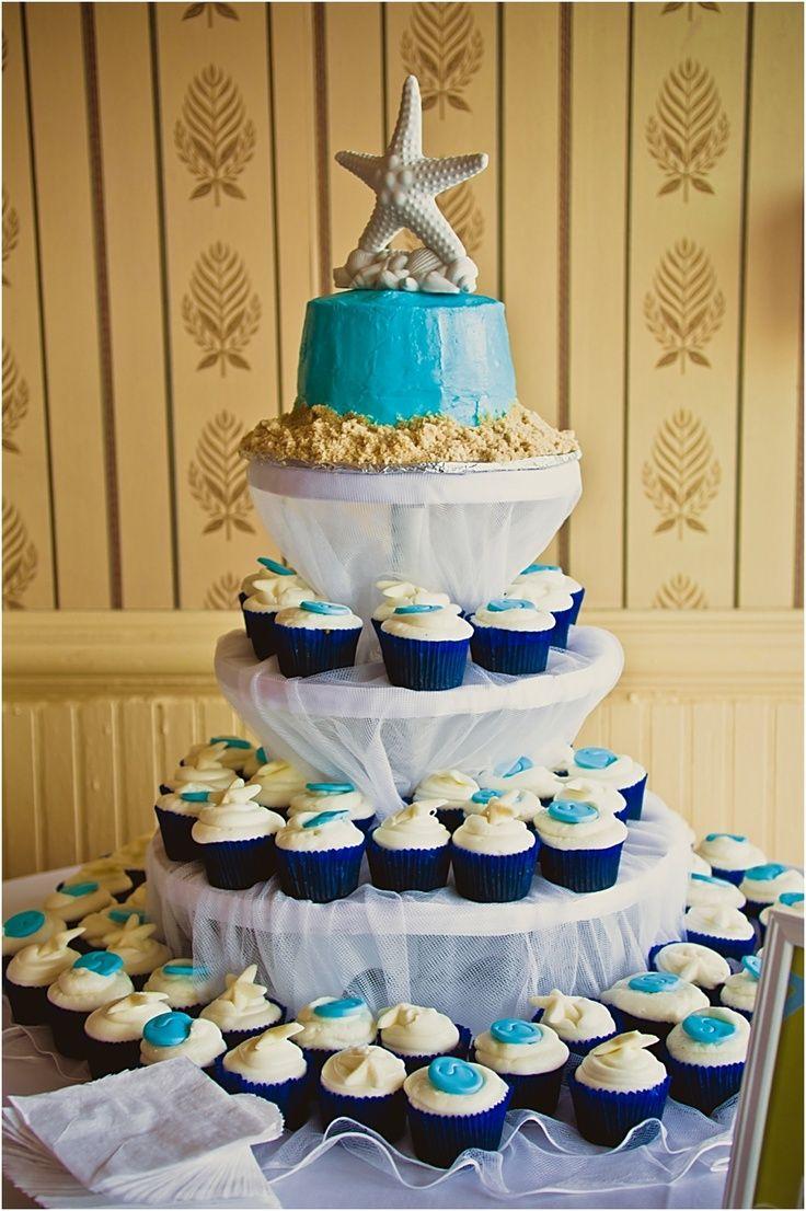 We Love Weddings Pasteles Y D Wedding Cakes With Cupcakes
