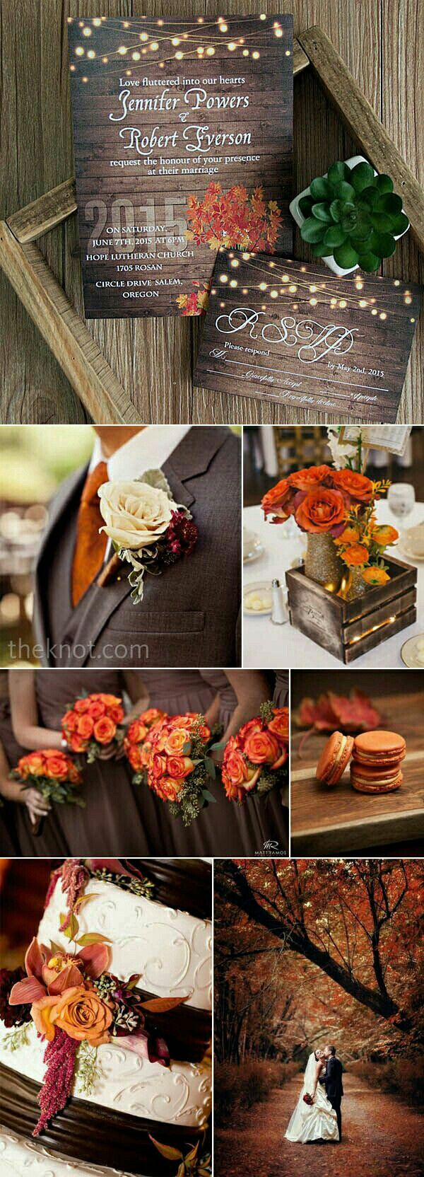 Wedding decorations rustic october 2018 Pin by Teela Ryan on Fall wedding ideas   Pinterest  Wedding