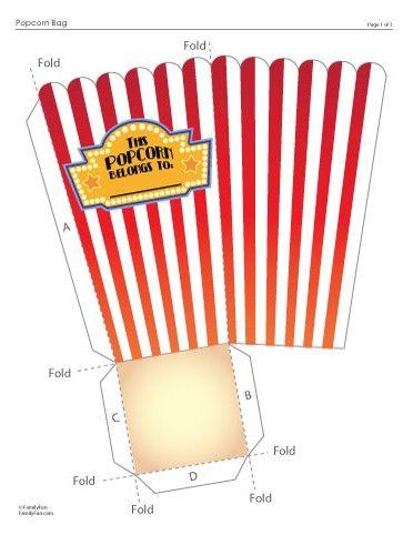 My Handcook Popcorn Wow Im So Talented Wakaka 12