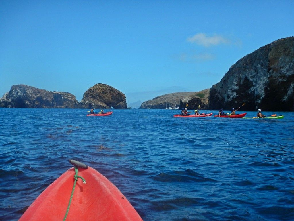 Family Friendly Activities On California S Islands Family