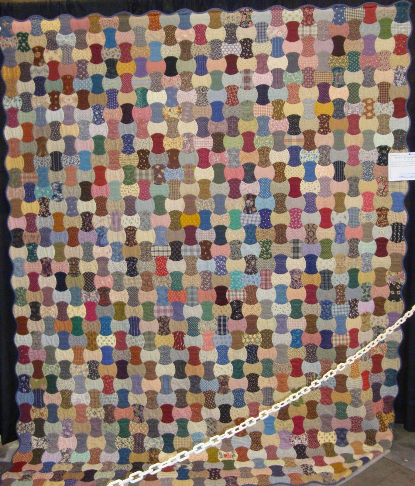 APPLE CORE QUILT................PC..............FABRIC THERAPY ... : grand rapids quilt show - Adamdwight.com