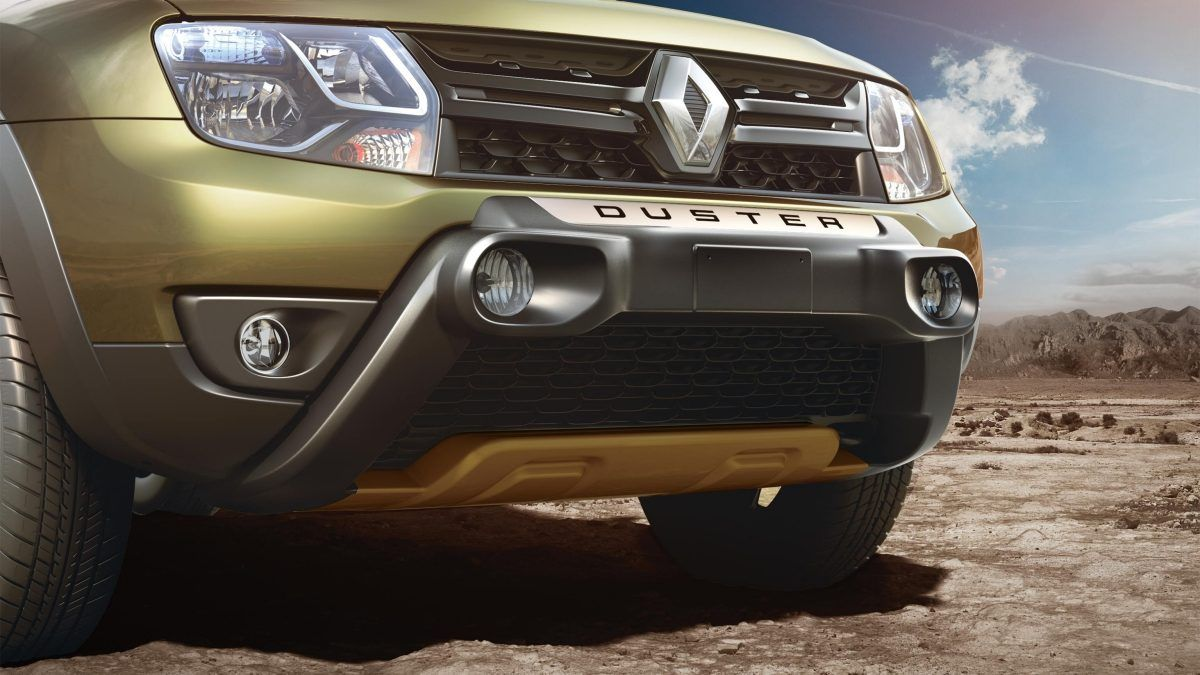 Renault duster adventure edition specially for india along the face lifting experience of the