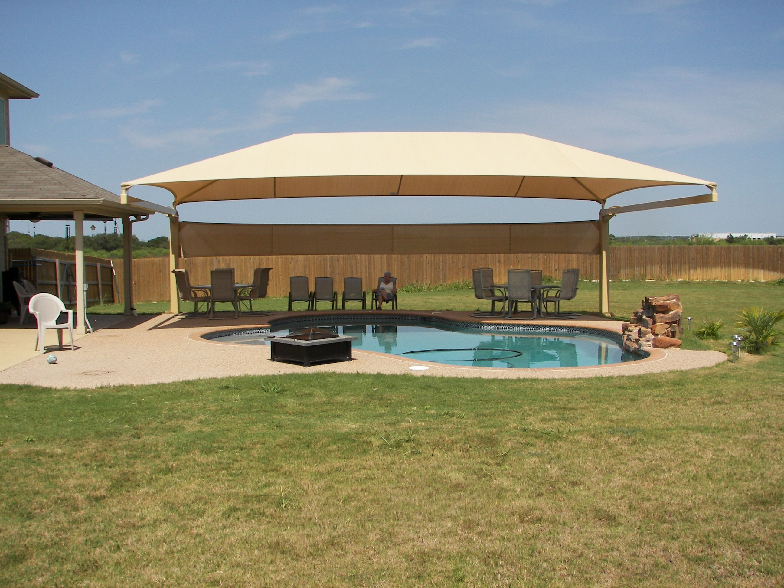 Shade Canopies Are A Green Choice For Your Home As They Reduce