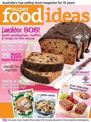 Super food ideas february 2014 magazines magsmoveme httpwww super food ideas february 2014 magazines magsmoveme http forumfinder Image collections