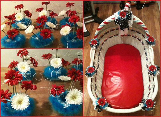 Dr Seuss Baby Shower