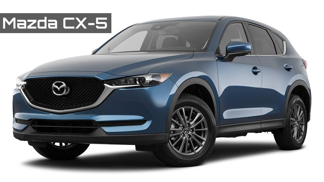New 2020 Mazda CX 5 Best SUVs for Snow. in 2020 Mazda