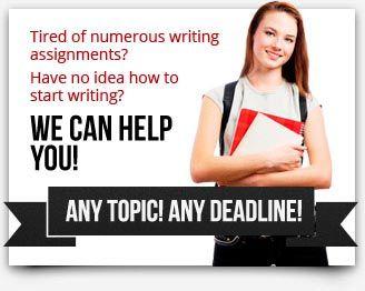 Writing skill topic need help?