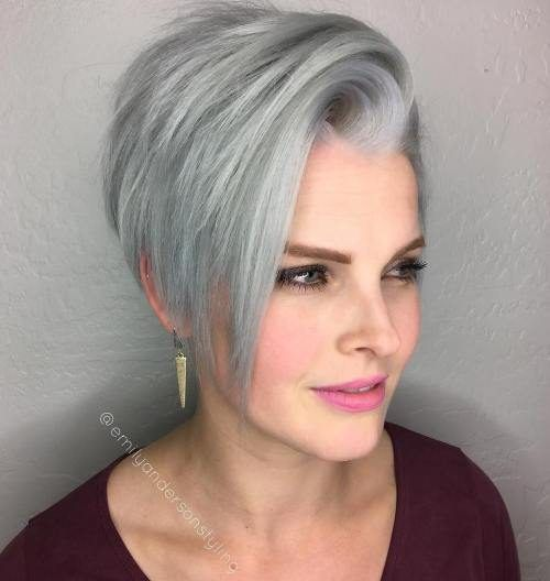 Femenino Peinados para Caras Ovaladas Para el año 2017 Femenino