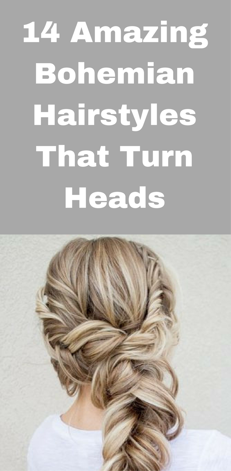 amazing bohemian hairstyles that are irresistible hair inspo