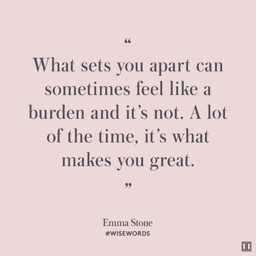 Wisewords From Emma Stone Ivanka Trump Citater