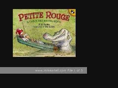 Petite Rouge - A Cajun Red Riding Hood    1 of 5