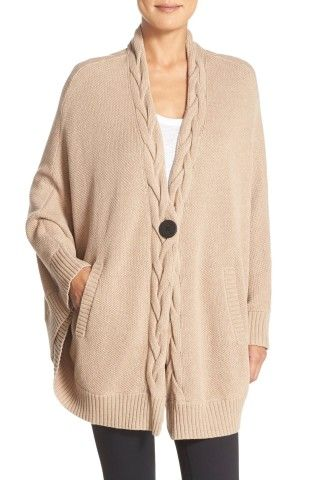 UGG® 'Anjeline' Knit Cape | No