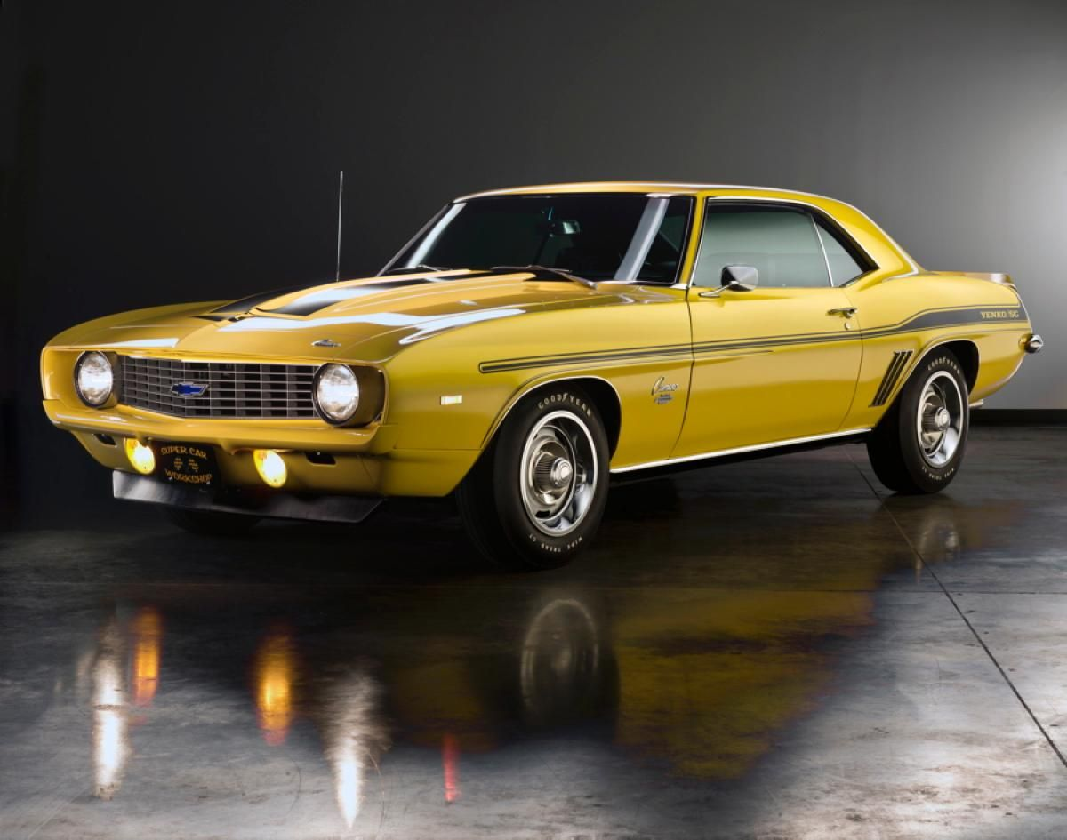 1969 chevrolet camaro yenko 427 super coupe photos rarest muscle cars from america s fastest decade